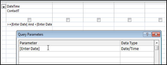 Next Well Begin Building A Contact Report From Scratch The Built In Wizards And Quick Creators Will Only Get You So Far