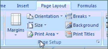 How To Print Background Picture In Excel 2010