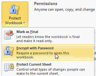 how to set password protection for specific sites